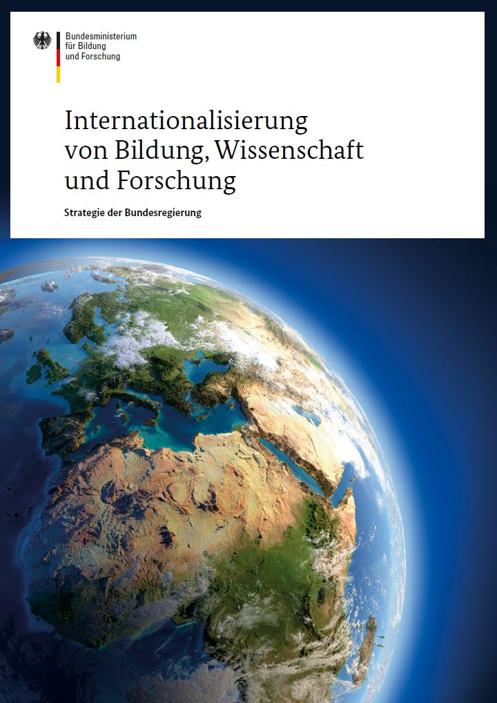 Cover der Internationalisierungsstrategie